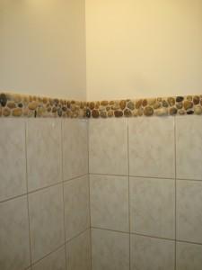 Egyedi kavics mozaik házilag
