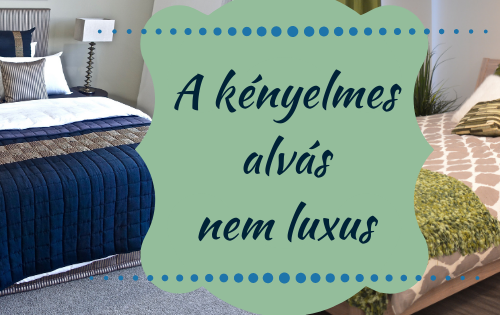 Hogyan válasszunk ágyat? Legyen kényelmes az alvás!