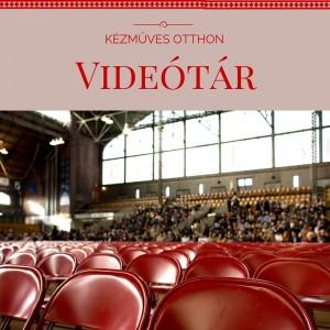 Videotar kezmuvesotthon