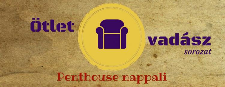 penthouse nappali