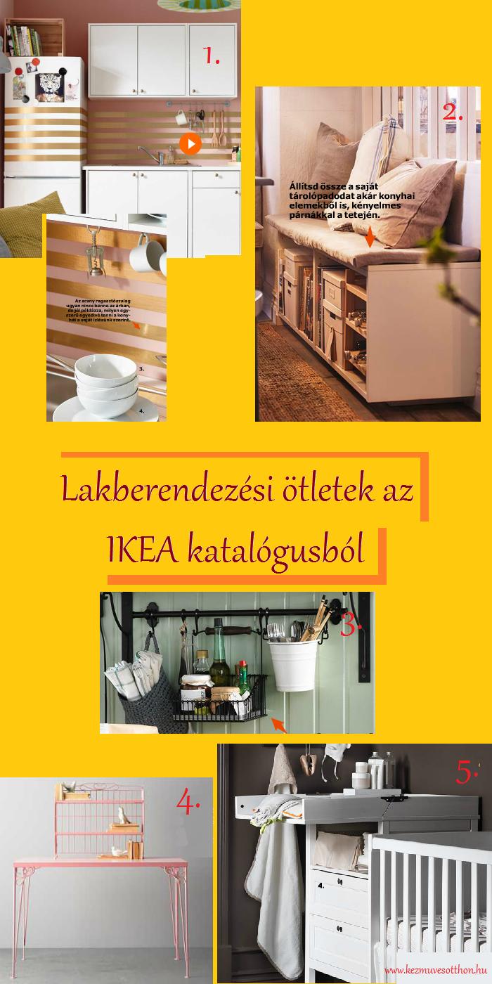 Meríts inspiráló öteleteket az IKEA 2016 os katalógusából!
