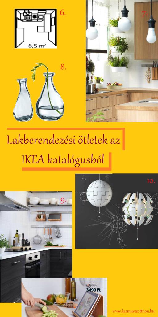 IKEA 2016 katalógus ötletek