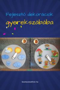 fejleszto jatek gyerekszoba dekoracio