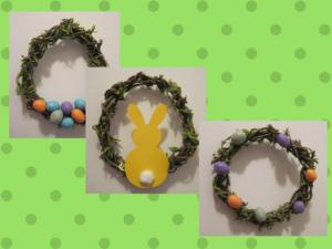 húsvéti dekoráció csináld magad